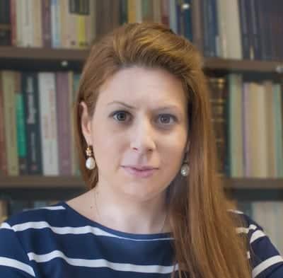 Dr Christina Ioannou