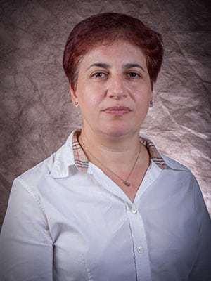 Ms Georgia Sophocleous-Nicolaou